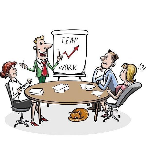 csapat munka